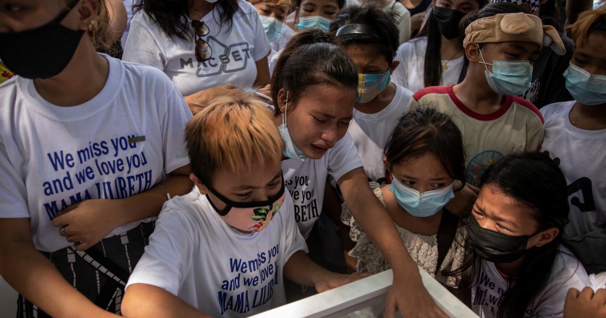 Филиппинская полиция будет носить камеры для тела после очередной смертельной стрельбы