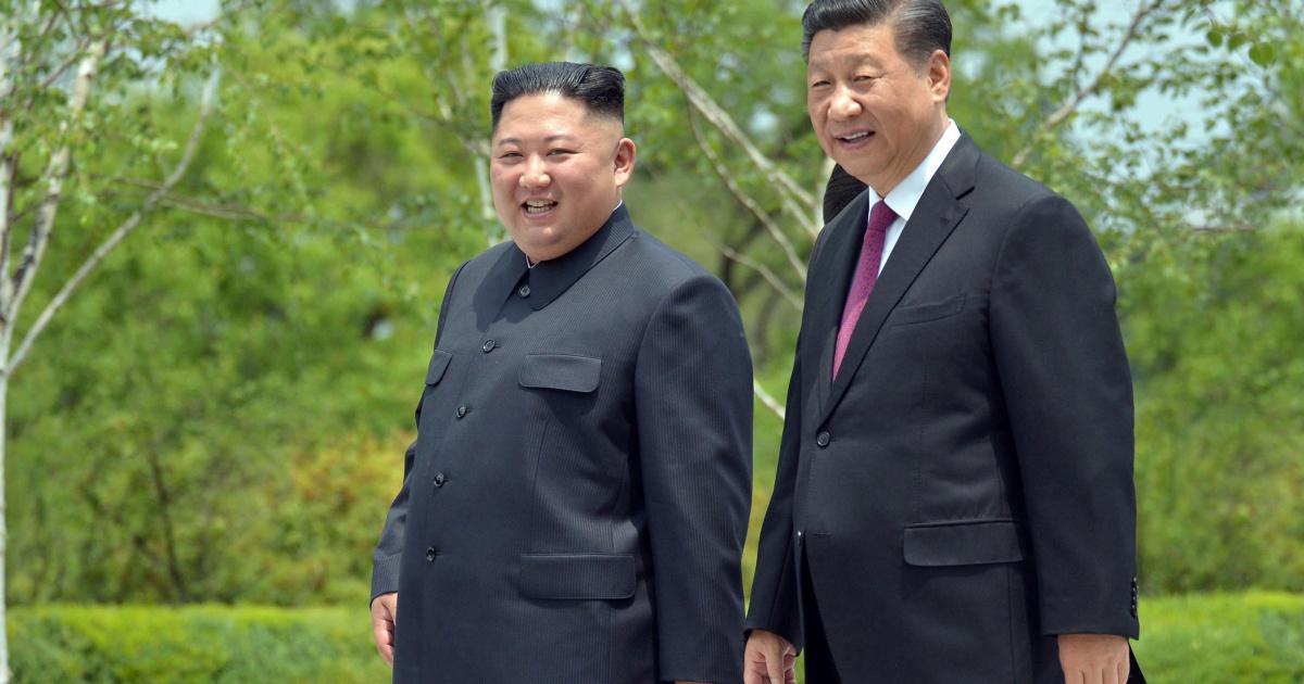 """Китай и Северная Корея обещают сотрудничать """"перед лицом враждебности со стороны иностранцев"""""""