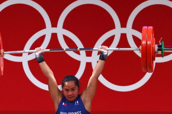 Первое в истории олимпийское золото подняло измученные коронавирусом Филиппины