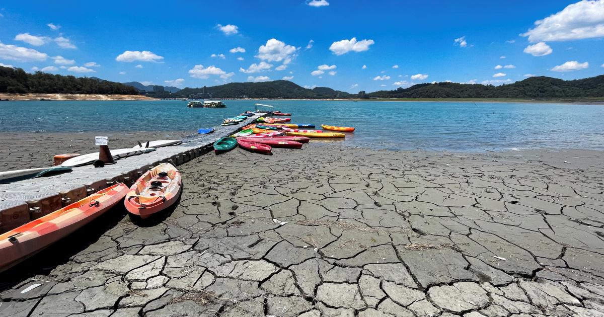 Тайвань столкнется с тревогой в связи с усилением климатических изменений