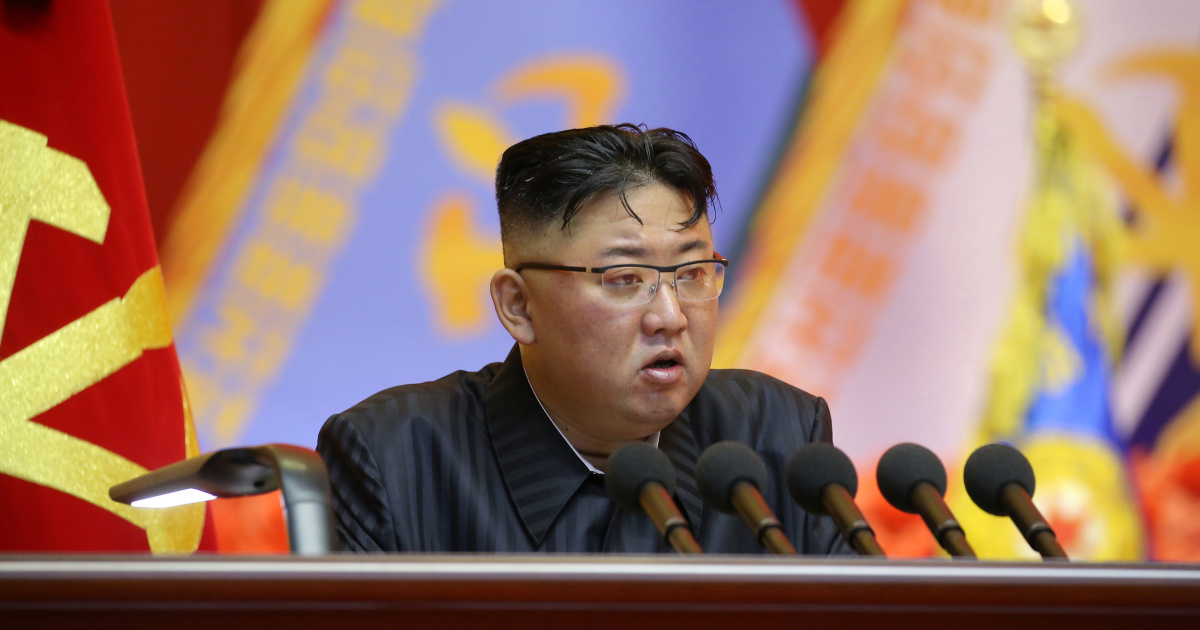 Северная Корея: Ким призывает к кампании по оказанию помощи в районах, пострадавших от дождя