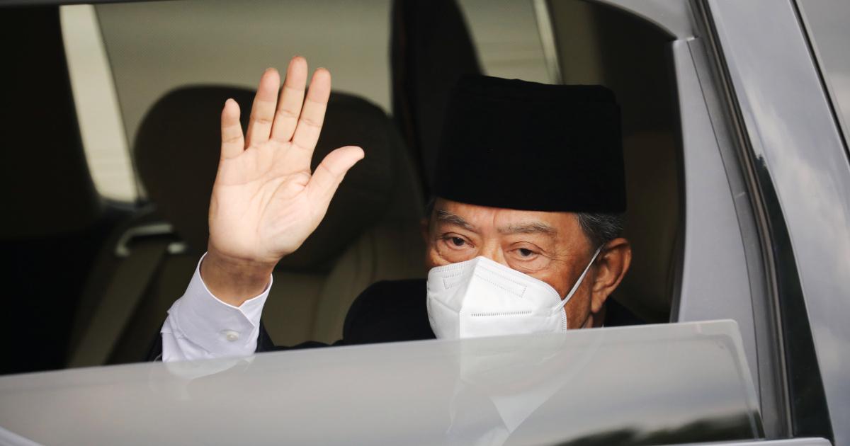 Мухиддин из Малайзии уходит в отставку после 17 трудных месяцев пребывания у власти