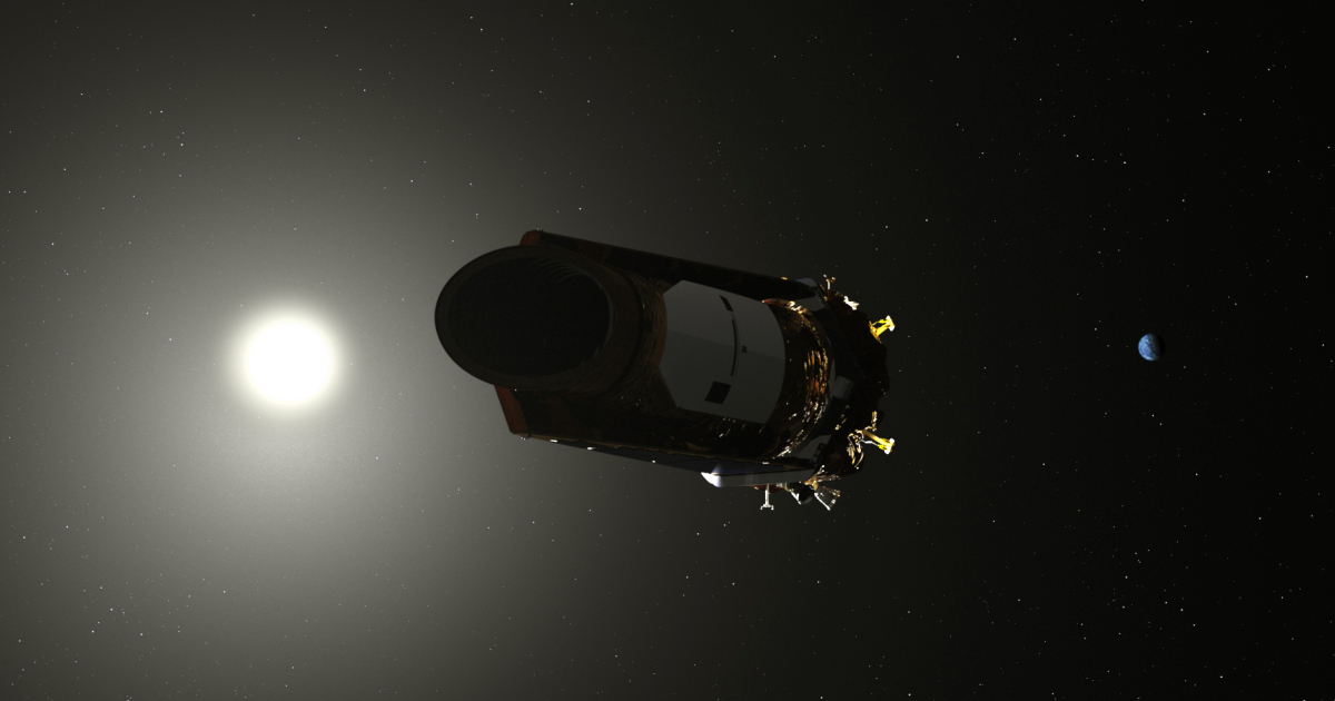 Как звезды живут и умирают: Кеплер зафиксировал вспышку редкой сверхновой