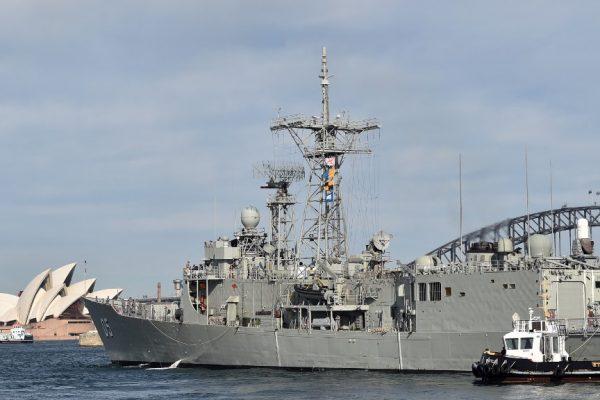 Австралия заявляет, что прибывает больше американских войск, и планирует ракетный проект