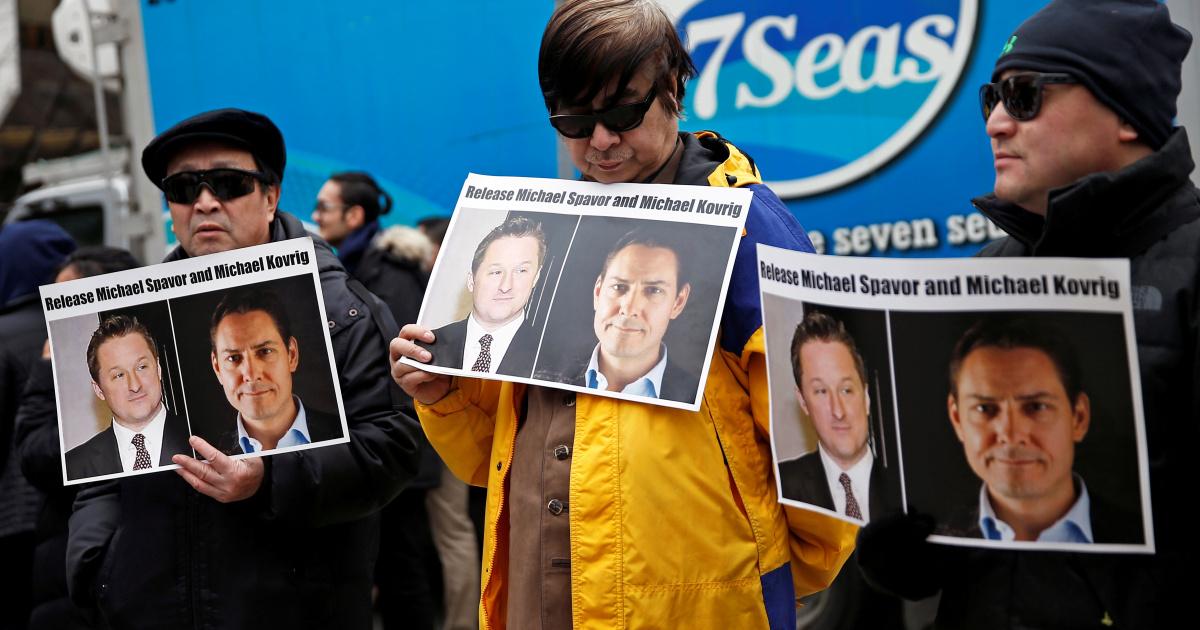 Премьер-министр Канады Трюдо заявил, что Ковриг и Спавор покинули Китай