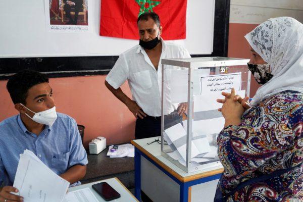 Правящая партия Марокко потерпела сокрушительное поражение от либеральных соперников