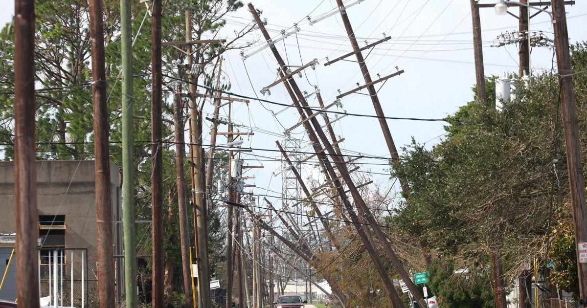 Ида оставит жаркий и влажный Новый Орлеан без электричества на несколько дней
