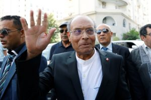 Саид Туниса изымает дипломатический паспорт предшественника