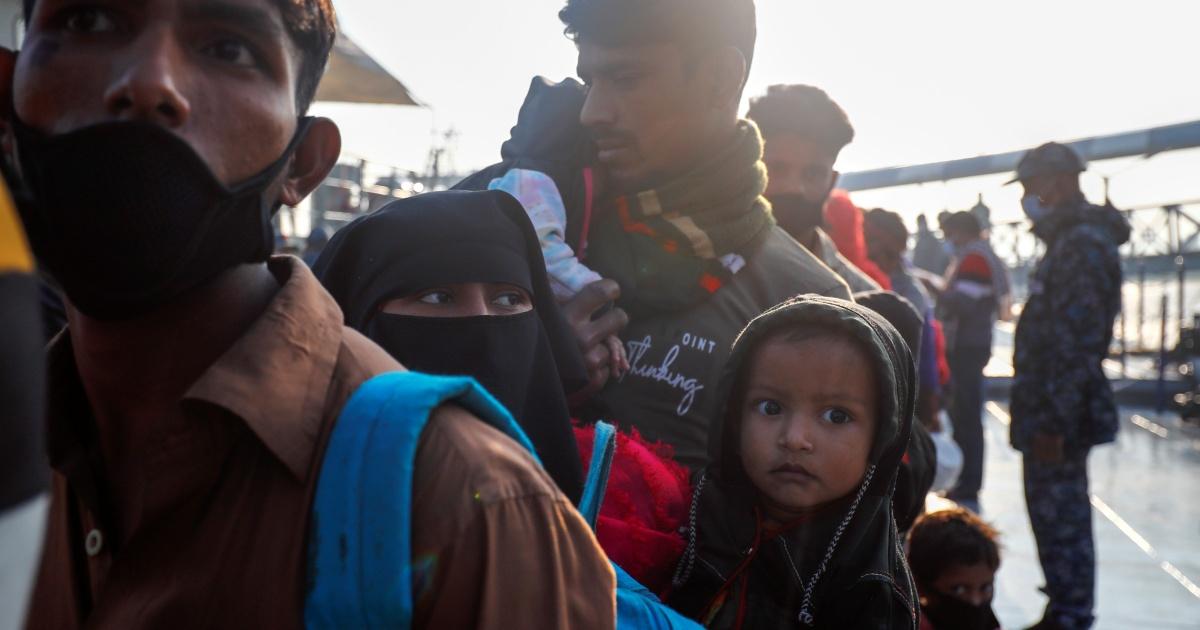 ООН и Бангладеш подписали соглашение о помощи рохинджа в переселении на остров