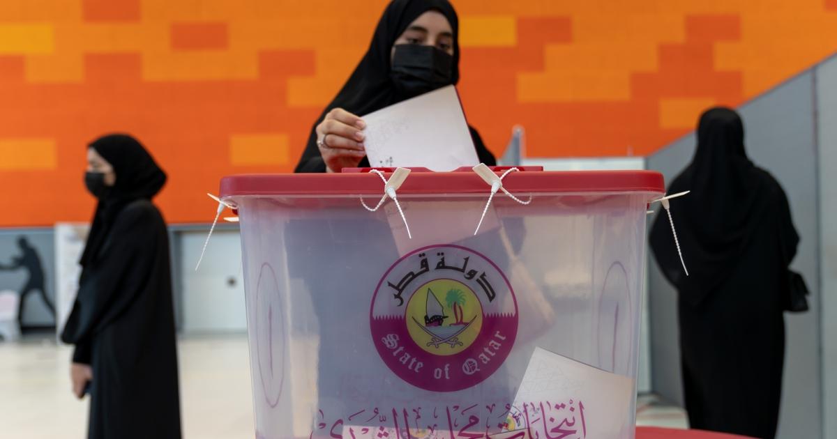 В Катаре завершены опросы в законодательные органы, кандидаты-женщины не избраны