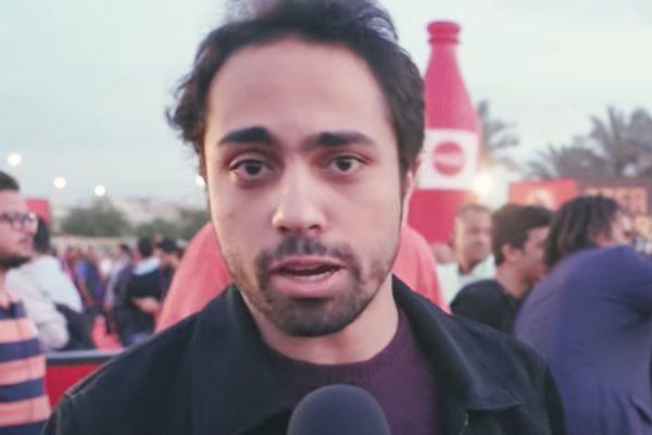 Египетский комик Шади Абу Зайд освобожден из тюрьмы