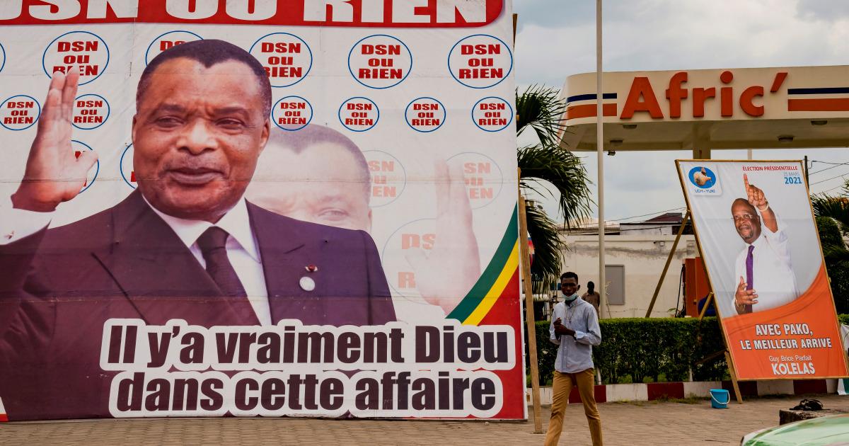 Конго: Гай Брис Парфе Колелас госпитализирован с COVID-19