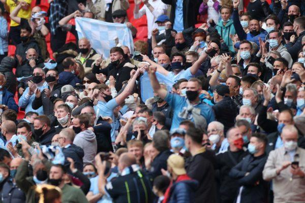 Английские футбольные фанаты вернули Уэмбли в финал Кубка лиги