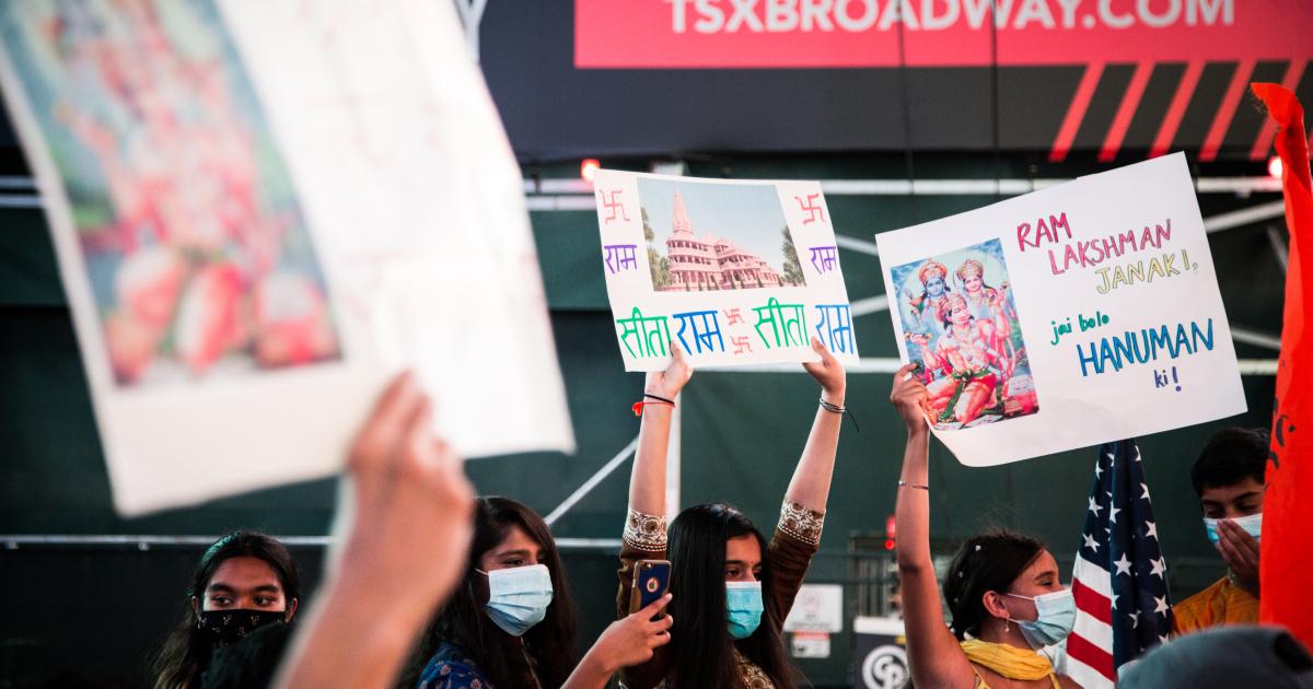 Правые индуистские группы в США получили 833000 долларов из федерального фонда COVID