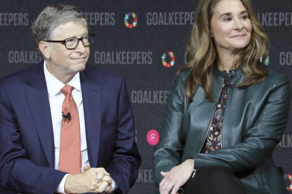 Богатство и благотворительность Мелинды и Билла Гейтсов
