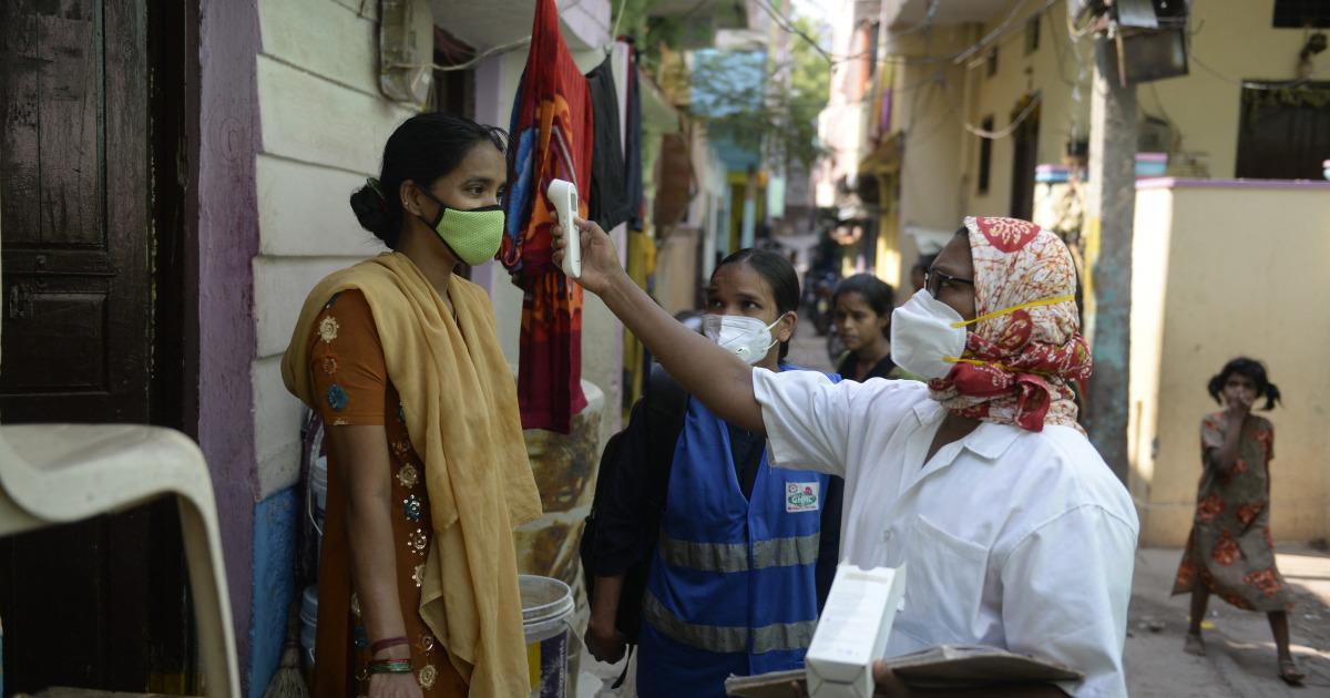 Вариант COVID, впервые обнаруженный в Индии, обнаружен в 44 странах: ВОЗ