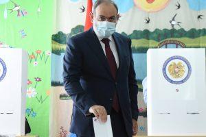 Армения: Никол Пашинян одержал победу по результатам досрочных опросов